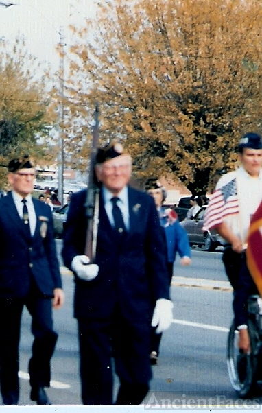 James Hunley, Veterans Day