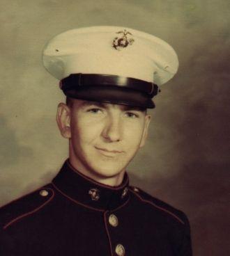 Pvt. Gilbert J. Heroux USMC