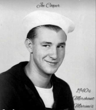 My Maternal grandpa Joe Cooper