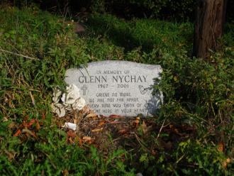 Glenn J Nychay Gravesite