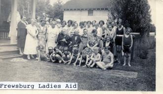 Frewsburg Ladies Aid