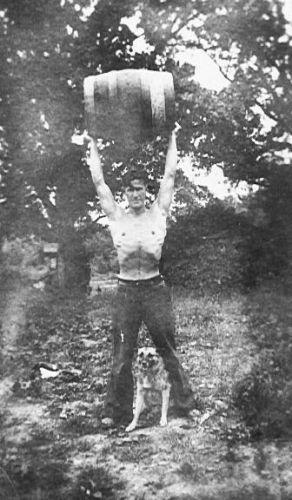David Churchill White, Civilian Conservation Corps. w/Camp Dog Rex
