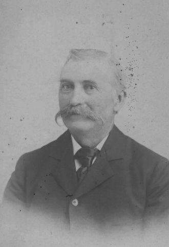 A photo of James Harvard