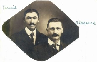 Ernest and Clarence HOWLAND