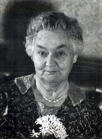 Elizabeth White Hess