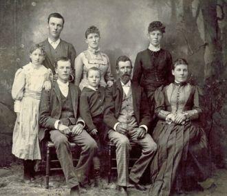 Mallory Family Photo