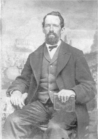 Jeremiah Cline Mead, New York or Montana 1860