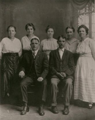 The William Cummins Family