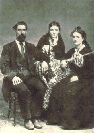 Benjamin, Amanda, Etta Morris