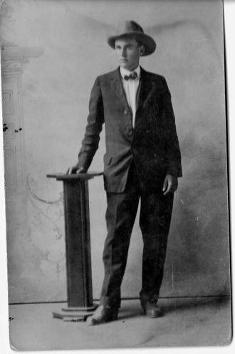 Grandfather Sam Capps