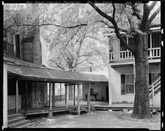 Gen. Joe Wheeler Houses and Cabin, Wheeler Station,...