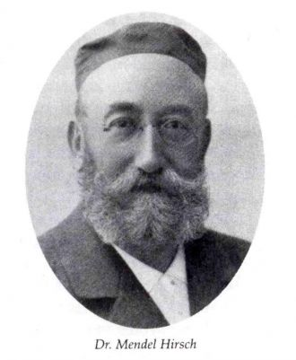Mendel Hirsch, Germany