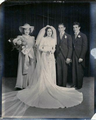 Armando & Elsie (Jordan) Colaluca, 1941