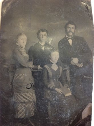Geo. L. Leslie family