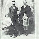 Bowne, Clarence, James, Andrew, & Donald  Davidson, 1896