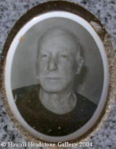 John Fernandez 1914-1996