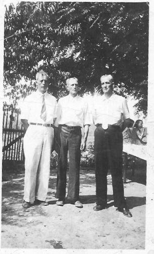 Jones Brothers of Cullman Alabama
