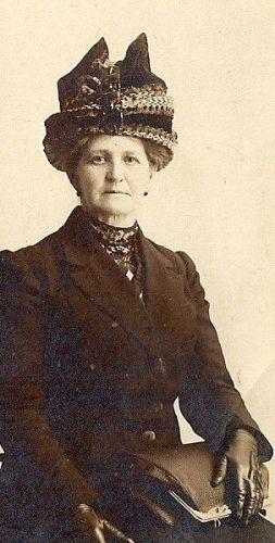 Viola Jane (Workman) Jarrell Claypool Elkins
