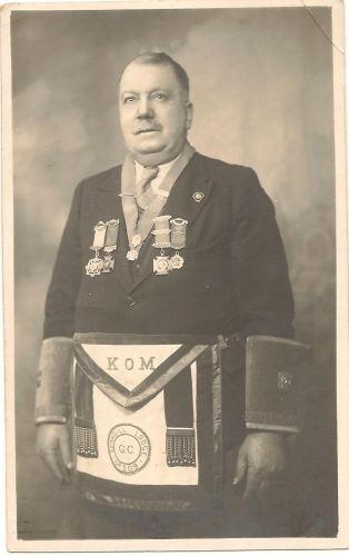 George Vickers