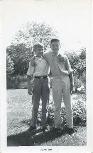 Clarence Sponenberg & Bill Stetts
