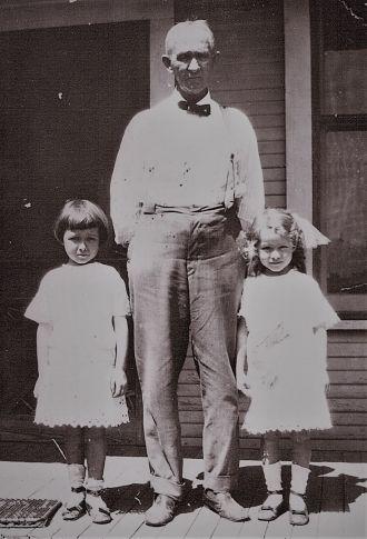 Orlando Ellington ca. 1915