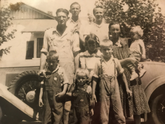 Arkansas/Oklahoma Denton clan