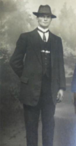A photo of Eric Chalcroft Bell