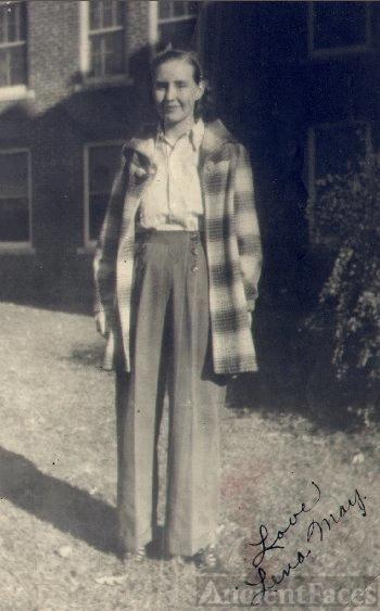 Lena Mae RAWDON