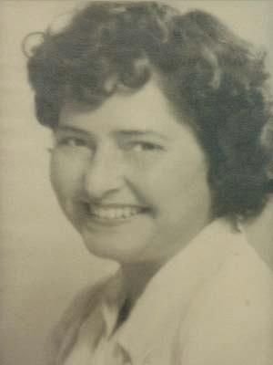 A photo of Marguerite Alice  Bounds