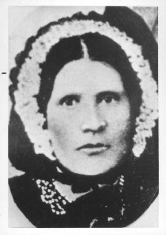 Elizabeth Cadwallader Davies