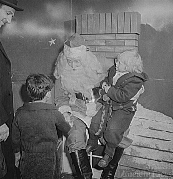 R. H. Macy and Company Santa