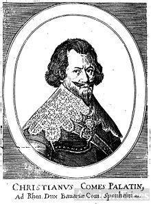 Christian I von Wittelsbach, Pfalzgraf von Birkenfeld