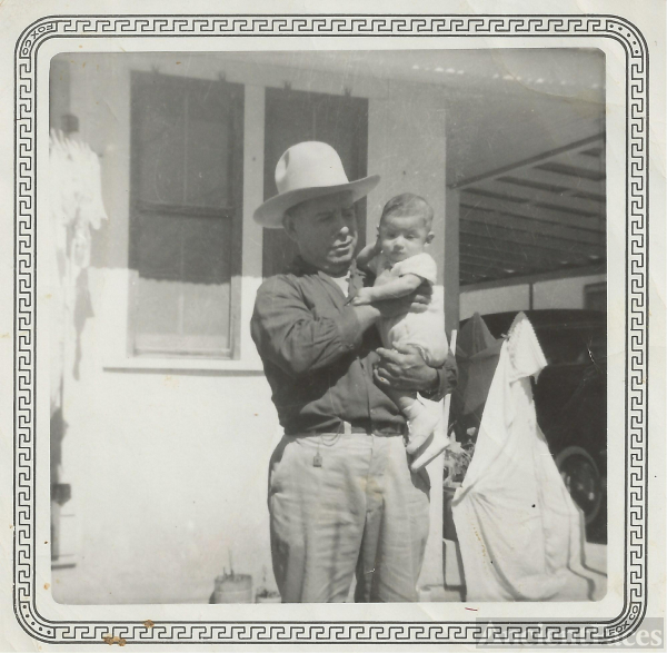 Mateo and Michael Valenzuela, TX 1959