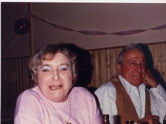 Eunice Nowell & Louie Blair