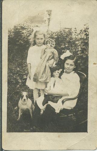 Schauck sisters