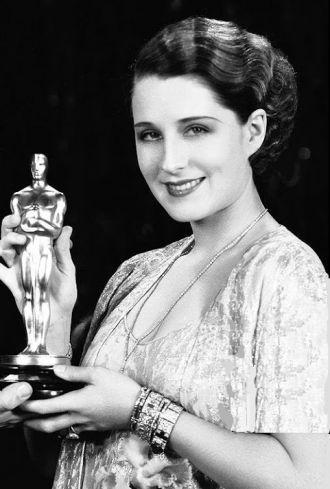 A photo of Norma Shearer