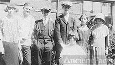 Ferguson Family; Grays Harbor, WA