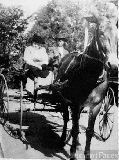 Nancy  Griffen Kelly & Thomas Madison Kelly