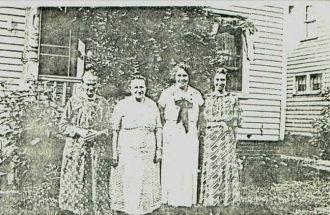 Bramer Family, 1933