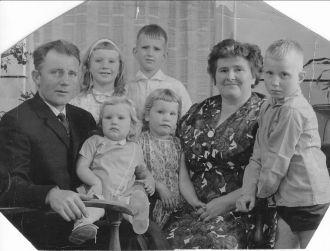Piet & An Hendrix Family, Netherlands