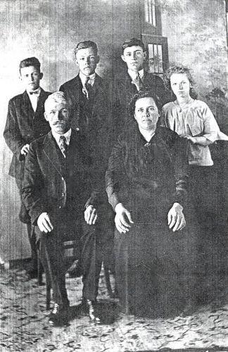 Jacob Bohl Family