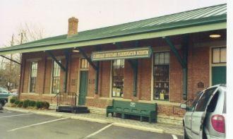 Glendale, Ohio Heritage Preservation Museum, View 1