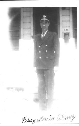 A photo of Percy Bledsoe
