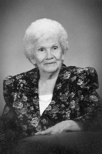 Thelma Inez Lawrence