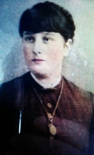 A photo of Frances (Coon) Burke Northrup