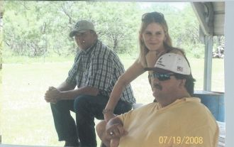 John Rhoades, Carrie  and  (Dody ) Allen Ray  Hoerig