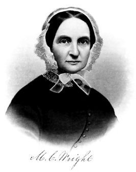 Martha Coffin Wright