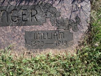 William L. Ballinger Gravesite