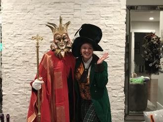 Daniel & Lisa Pinna - Halloween 2019