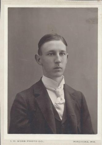 A photo of Harold Penniman Vose